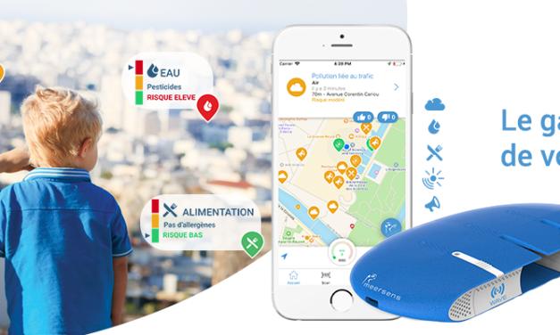 Meersens – L'application gratuite de scan produits et d'analyse de la pollution