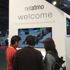 Une fenêtre climatique connectée mise au point par Netatmo et Technal Climal