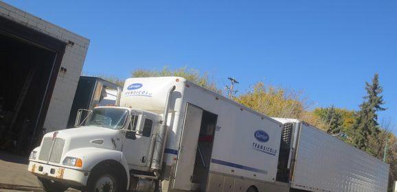 Carrier Transicold : des groupes frigorifiques Supra plus silencieux