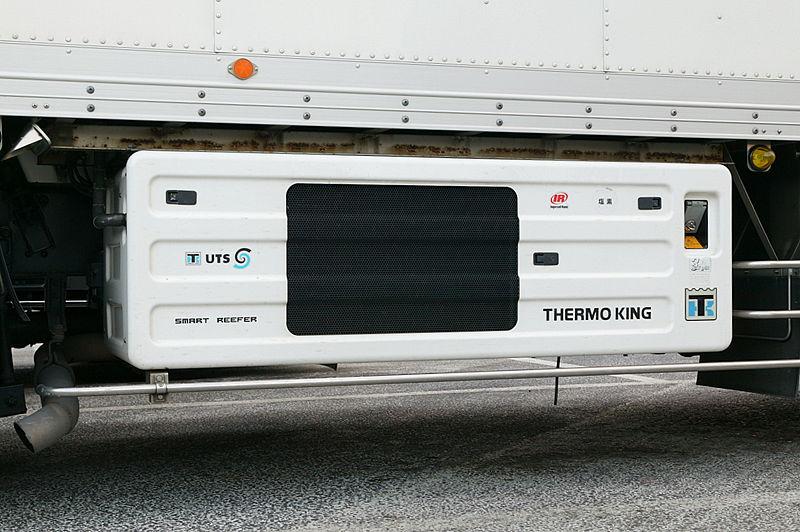 Les ZFE ouvertes par les unités de réfrigération hybrides T et UT de Thermo King