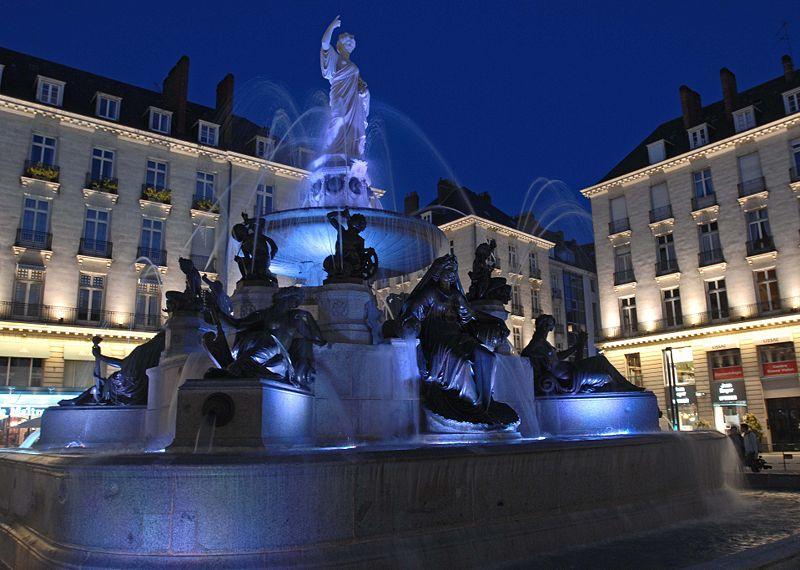 Lutte contre les canicules – Aircool blanchit les toits à Nantes
